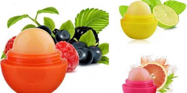 Ovocný balzám na rty Lips s ovocnými příchutěmi!