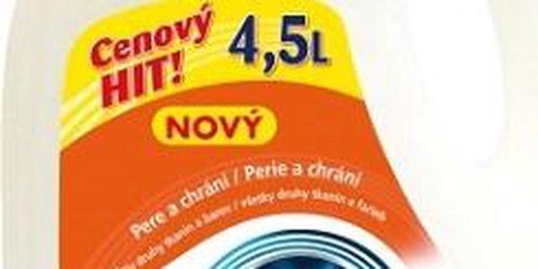 Woolite Complete 4,5 l tekutý prací prostředek