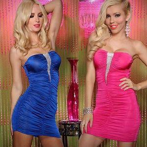 Mini šaty nebo delší top - 2 barvy