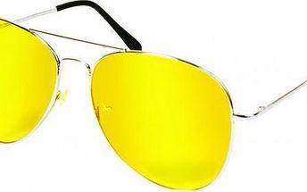Letecké brýle pro noční vidění!