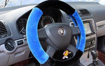 Potah na volant - 8 barev