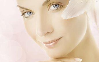 Balíček 3v1 zahrnující kosmetické ošetření pleti, pedikúru a celotělovou přístrojovou lymfodrenáž.