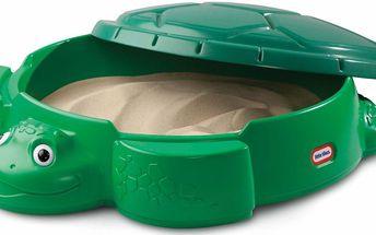 Hravé dětské pískoviště Little Tikes želva