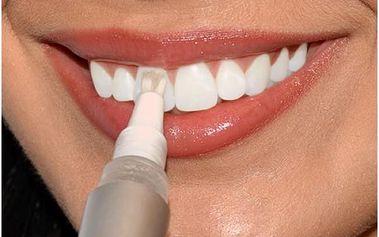 Pero na bělení zubů - zářivý úsměv za 15 minut denně!