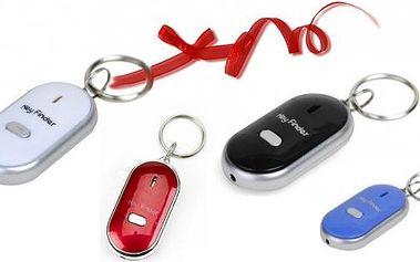 Hledač klíčů - zapískejte a klíče se Vám ohlásí!
