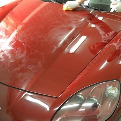 Profesionální ruční mytí a kompletní úklid Vašeho automobilu v Brně s použitím profi kosmetiky.