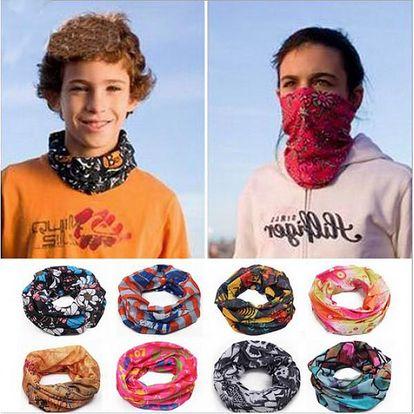 Multifunkční šátek Biker!