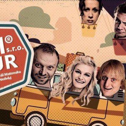 Komici s. r. o. – největší stand-up v ČR