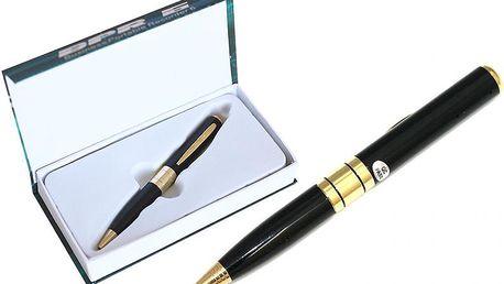 Špionážní pero s kamerou - Pro opravdové špiony.