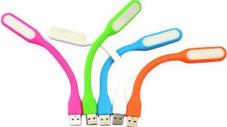 USB led lampička Colour!