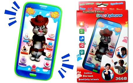 Dětský smartphone - Talking Tom