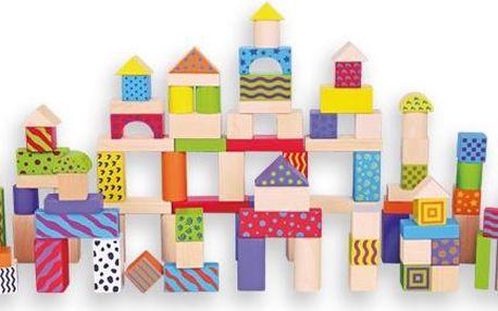 ANDREU Toys MEGA velký set kostiček 100 ks