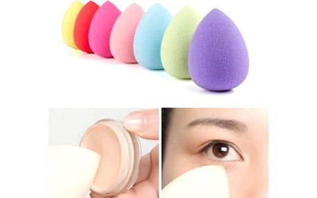 Houbičky na make-up 3 ks