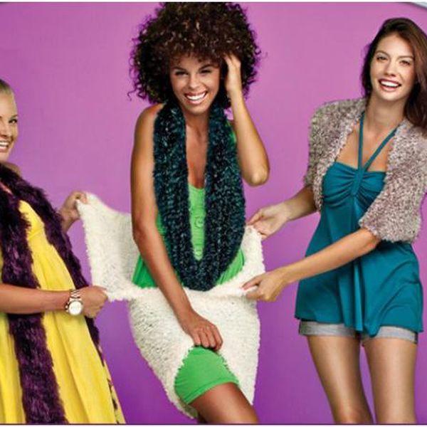 Magický šál - více než 12 stylů v jednom!