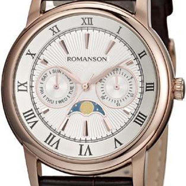 Pánské hodinky Romanson TL2616FM1RAS6R