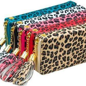 Stylová peněženka - leopard - 5 barev