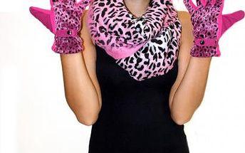 Dámské rukavice Leona!