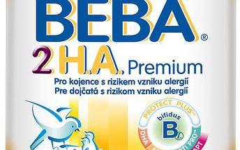 NESTLÉ BEBA 2 H.A. Premium 400 g