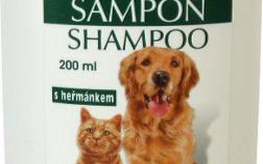 Dibaq Pet šampon pro citlivou srst pes 200ml