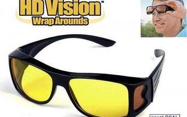 Brýle pro řidiče HD Vision!