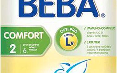 NESTLÉ BEBA Comfort 2 (600 g) - kojenecké mléko