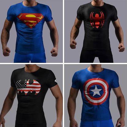 Pánské triko Hero s krátkým rukávem!