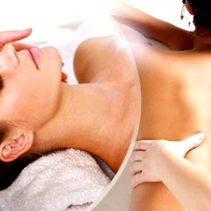 Uklidňující masáž pro zdravý spánek či speciální masáž proti jarní únavě v délce 45 min. 1x masáž nebo permanentka.