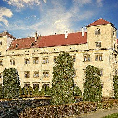 3–6denní pobyt s polopenzí v penzionu Villa Sole nedaleko Brna pro 2 osoby