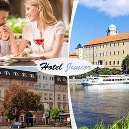 Užijte si pobyt v Poděbradech ve dvou, platnost do prosince 2016