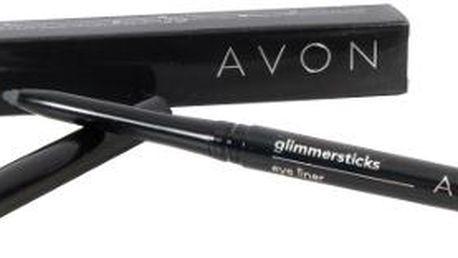 Avon Glimmerstick Eye Liner tužka na oči Saturn Grey 0,28 g