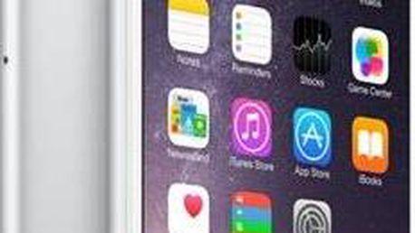 Apple iPhone 6 Plus 64GB - silver (MGAJ2CN/A) stříbrný + Voucher na skin Skinzone pro Mobil CZ v hodnotě 399 Kč jako dárek + Doprava zdarma