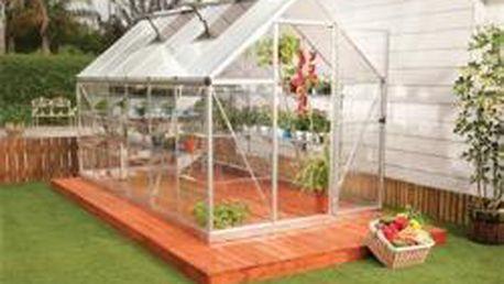 Polykarbonátový skleník PALRAM hybrid 6x12m