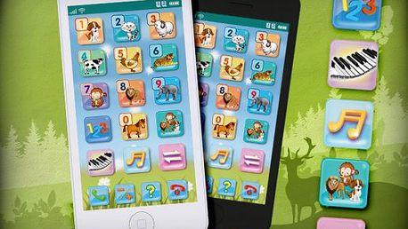 Dětský telefon pro děti od 3 let!