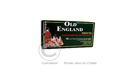 MILFORD Old England Zelený čaj 40x2g n.s.