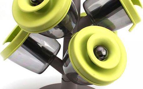 Designové kořenky na stojánku - krásný doplněk pro Vaši kuchyň!