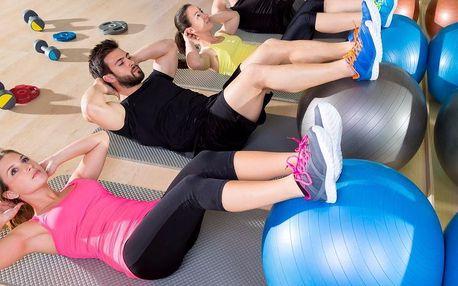 Kruhový trénink včetně analýzy tělesného tuku