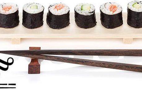 69% sleva na 16 ks sushi Maki Take Away ve vietnamsko-thajské restauraci U Fugiho