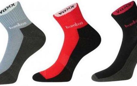 Bambusové ponožky VoXX Brooke - antibakteriální ochrana Vašich nohou!