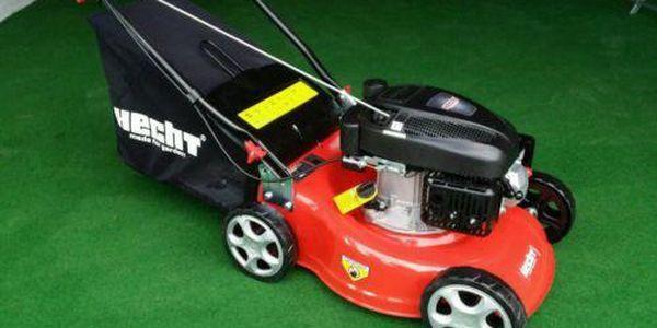 Benzínová sekačka bez pojezdu Hecht 404