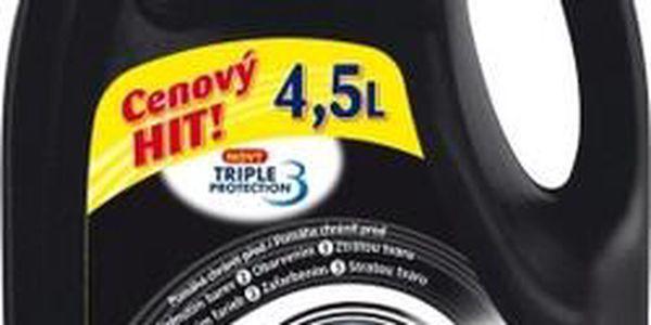 Woolite Extra Dark 4,5 l prací prostředek na tmavé prádlo
