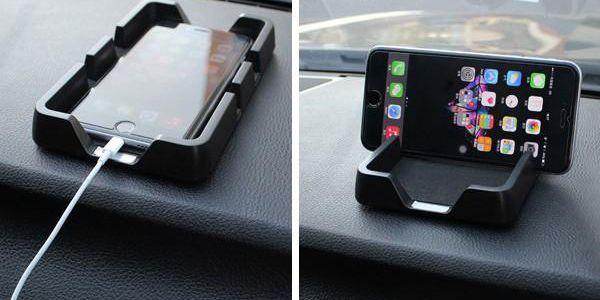 Držák mobilního telefonu do auta - skladovka - poštovné zdarma