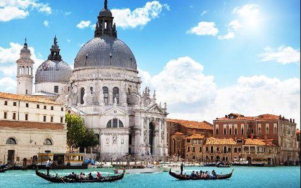 Víkend v Benátkách. Zájezd s návštěvou ostrovů Burano a Murano