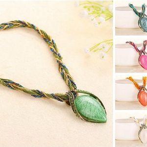 Vintage náhrdelník Water drop!