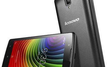 Lenovo A2010 DualSIM LTE (PA1J0039CZ ) černý