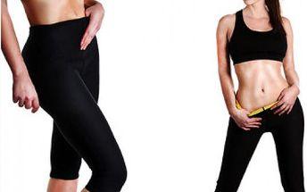 Sportovní legíny Slim Shapers pro rychlejší spalování kalorií - znáte z TV!