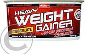 XXtreme Nutrition Heavy Weight Gainer 1000 g čokoláda - při nákupu 2 kusů Dárek BCAA 211 Malate 90 kapslí ZDARMA