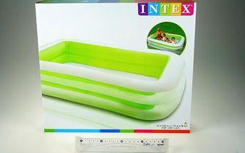 Kvalitní INTEX Bazén 56483 262x175x56cm
