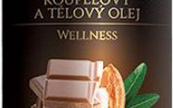 Mandlový olej na tělo a do koupele pro jemnou a vyživenou pokožku!