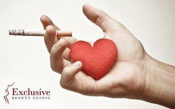 Laserový program proti kouření v Exclusive Beauty Clinic v Praze