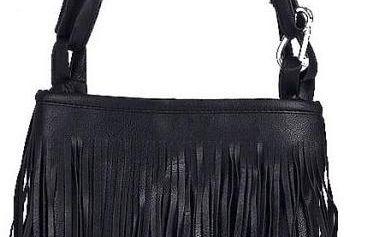Módní kabelka s třásněmi - 3 barvy